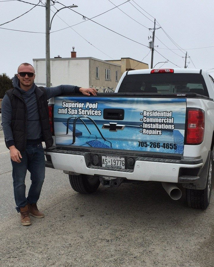 Superior Pool and Spa Services, Timmins, Ontario